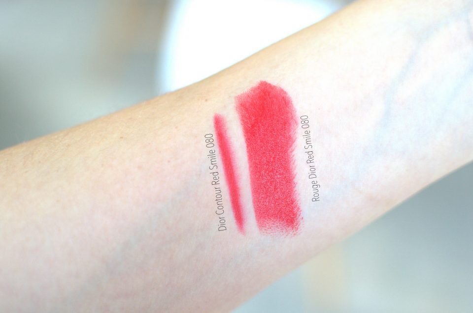 rouge dior red smile 080