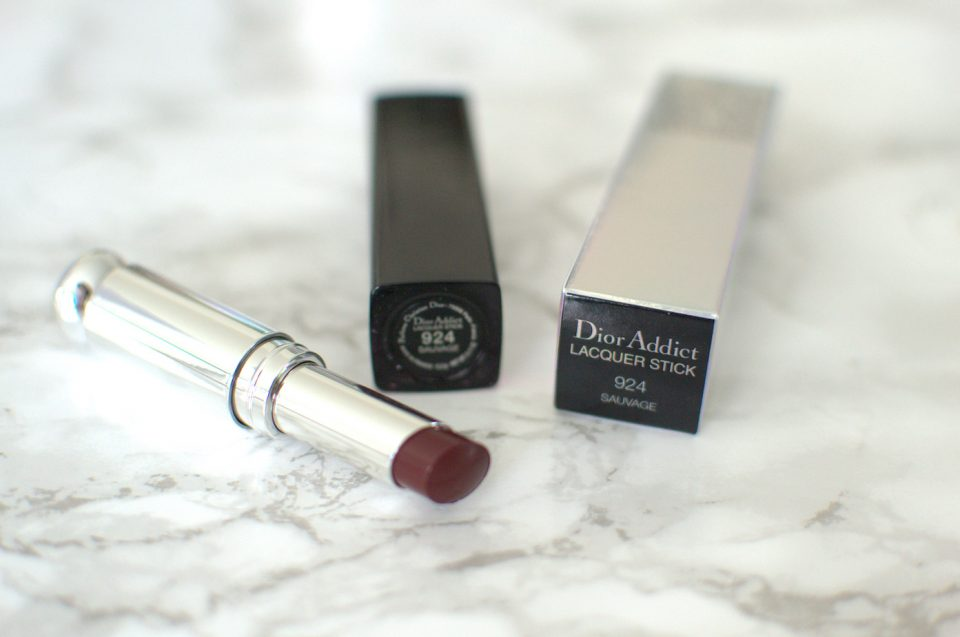dior addict lacquer stick 924 sauvage